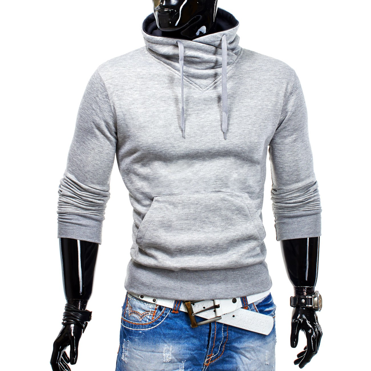 herren pullover watchdog mit kragen id1190 verschiedene. Black Bedroom Furniture Sets. Home Design Ideas