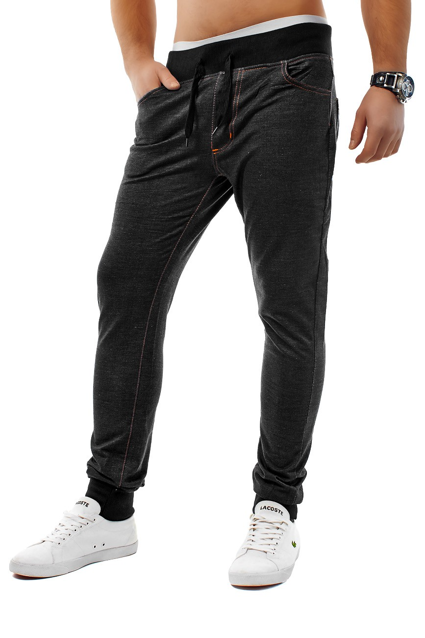 neu herren jogging jeans jogg denim slim fit hose freestyle rocker stretch ebay. Black Bedroom Furniture Sets. Home Design Ideas