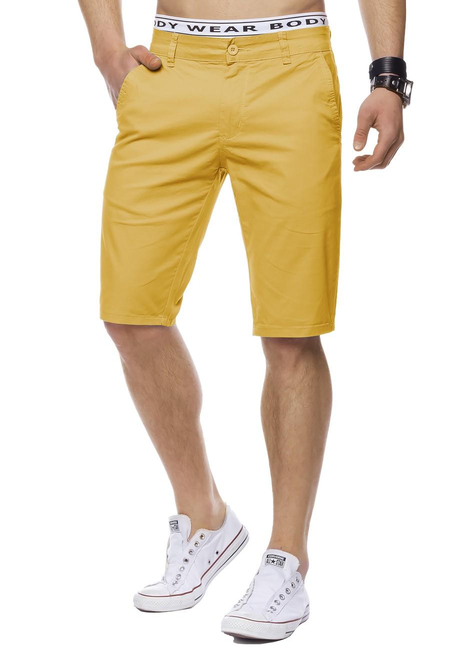 herren chino shorts bermuda stretch slim fit chinoshorts. Black Bedroom Furniture Sets. Home Design Ideas