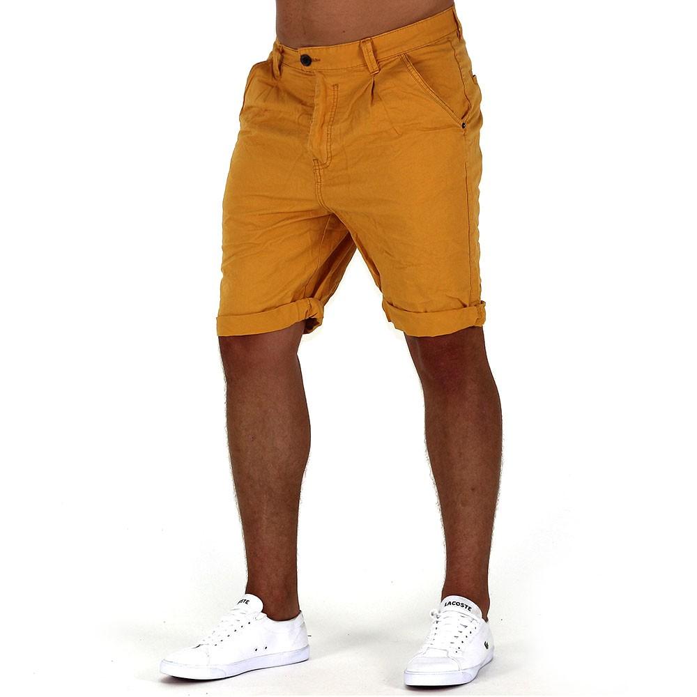 herren chino capri icecold jeans bermuda cargo shorts. Black Bedroom Furniture Sets. Home Design Ideas