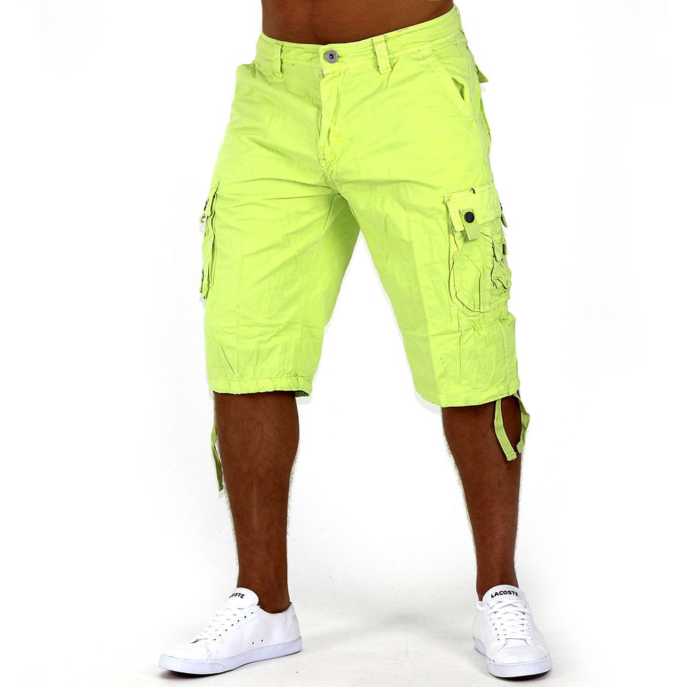 herren capri frutti di mare jeans bermuda cargo shorts kurze hose short ebay. Black Bedroom Furniture Sets. Home Design Ideas