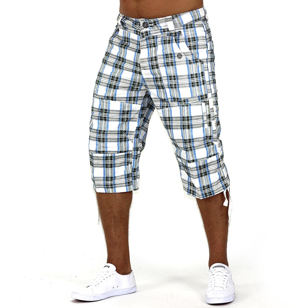 herren shorts the hood bermuda cargo capri kurze hose. Black Bedroom Furniture Sets. Home Design Ideas