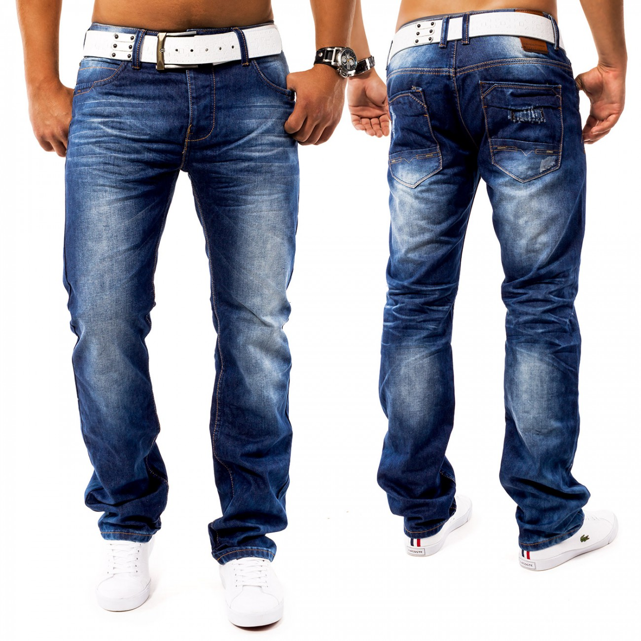 herren marken jeans hose aurora borealis vintage clubwear destroid denim ebay. Black Bedroom Furniture Sets. Home Design Ideas