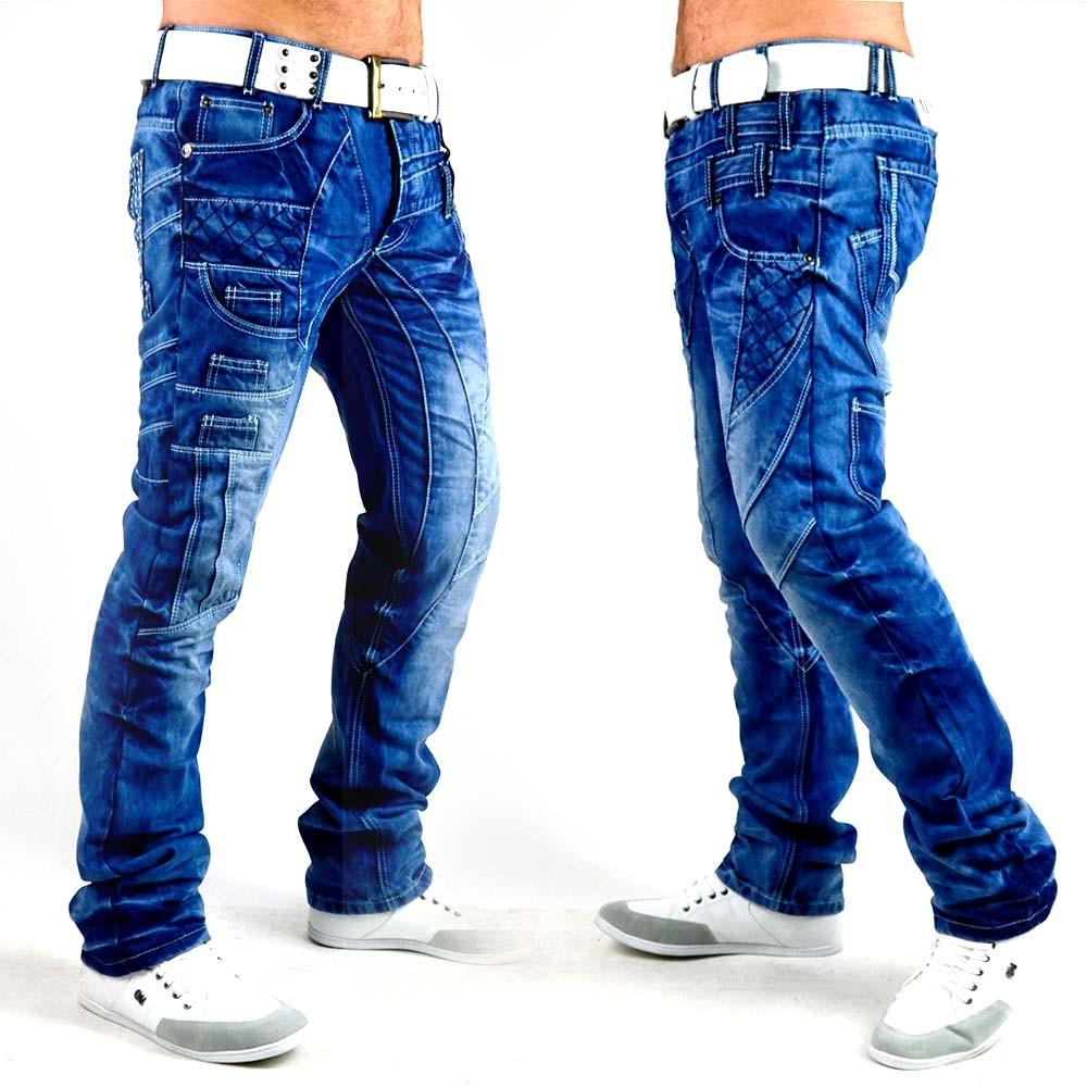 neu herren jeans hose vintage designer ausgefallen clubwear destroid japanstyle ebay. Black Bedroom Furniture Sets. Home Design Ideas