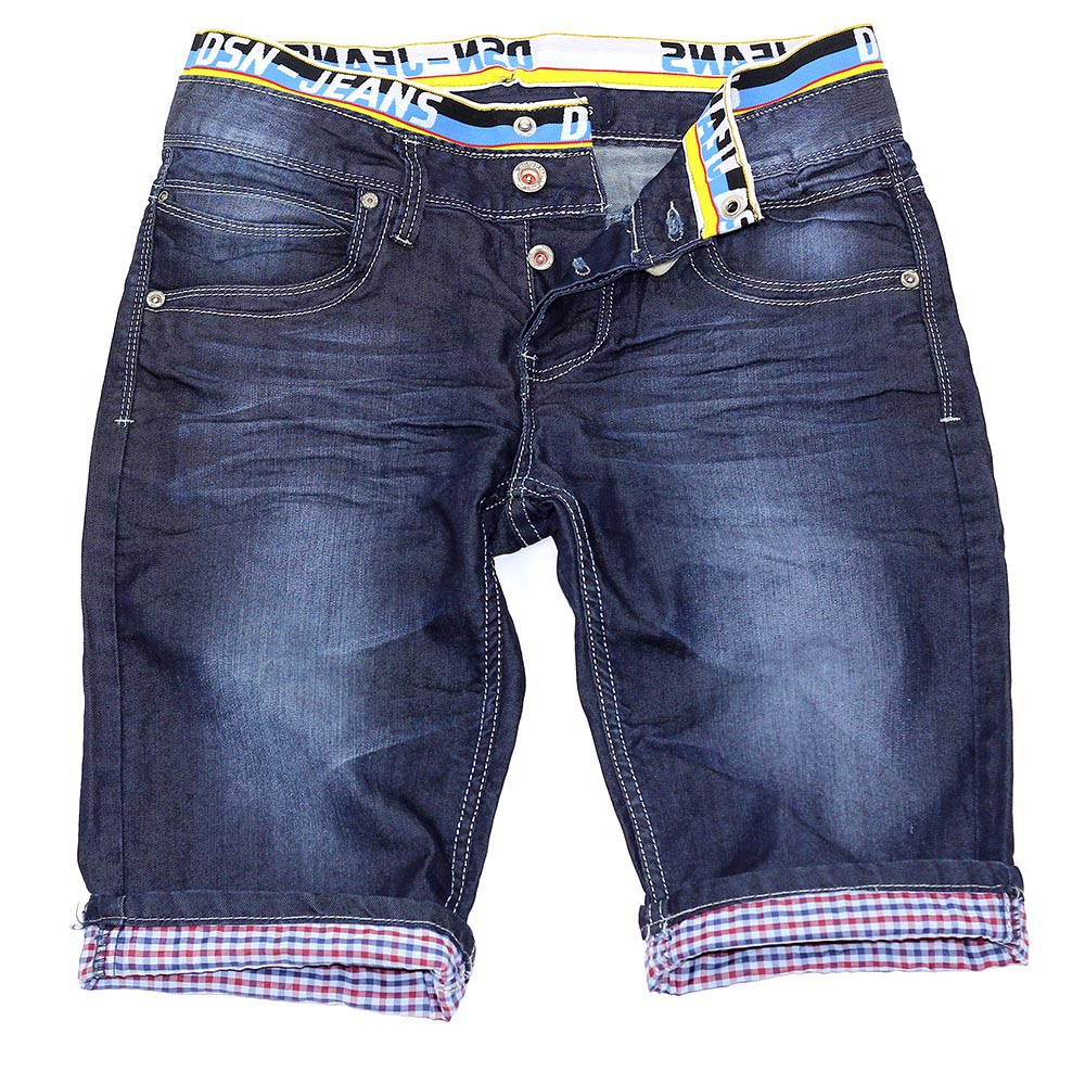 herren jeans shorts doubletime bermuda cargo capri kurze hose vintage short de2 ebay. Black Bedroom Furniture Sets. Home Design Ideas