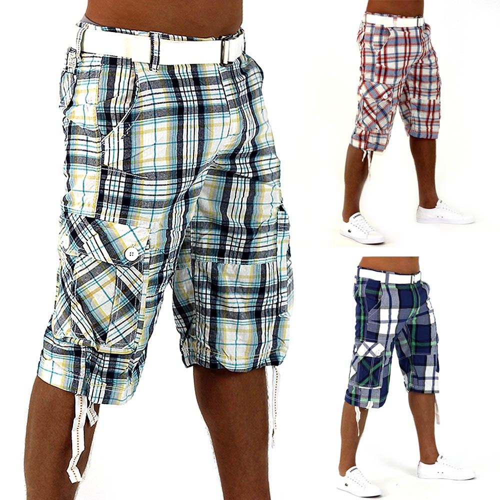 herren m nner short bermuda kargo vintage shorts kurze. Black Bedroom Furniture Sets. Home Design Ideas
