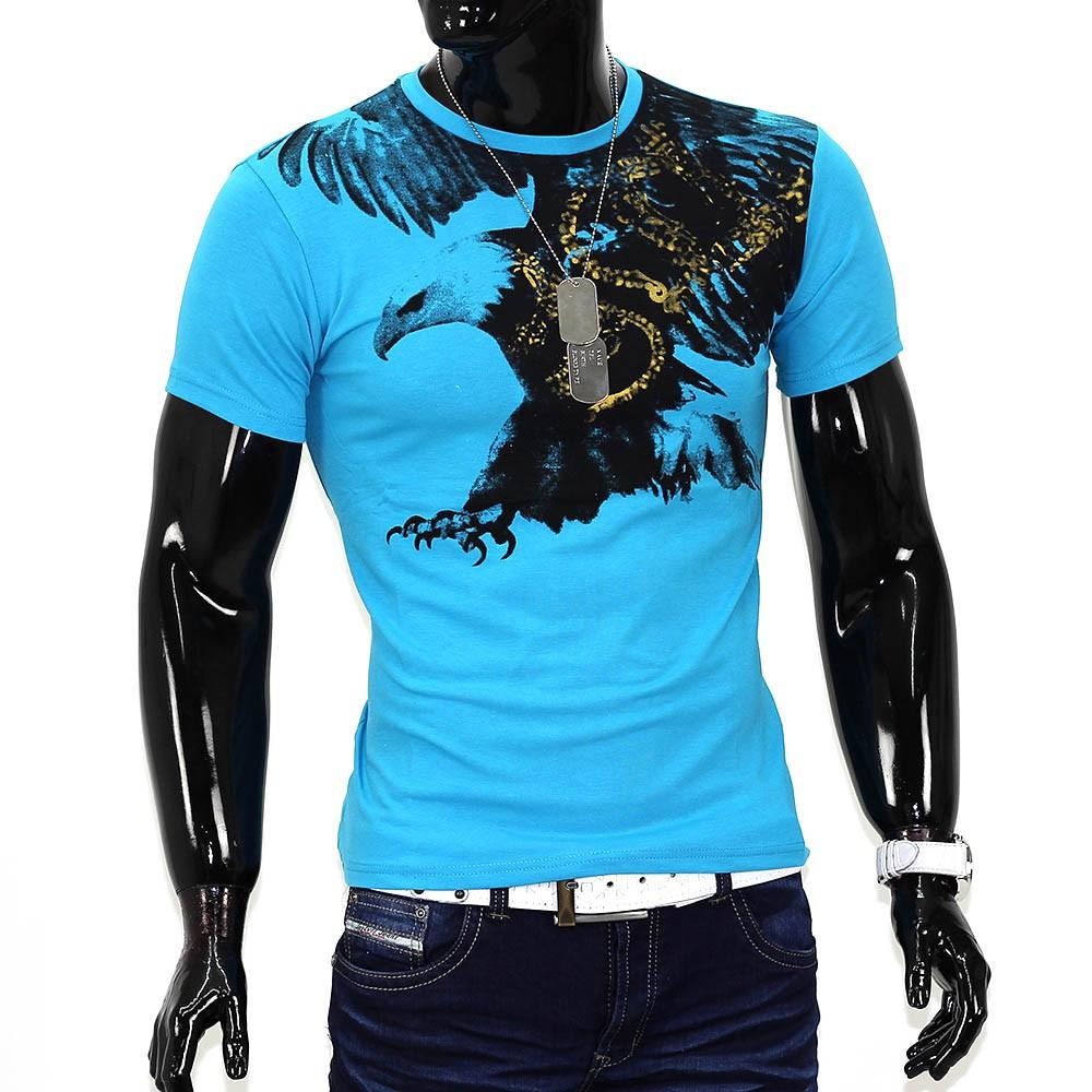 herren sommer t shirt polo stretch slim fit clubwear shirt. Black Bedroom Furniture Sets. Home Design Ideas