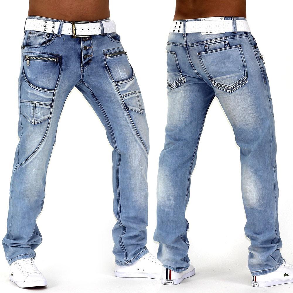 herren jeans designer hose denim authentic destroyed. Black Bedroom Furniture Sets. Home Design Ideas